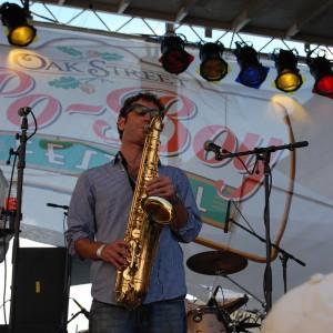 Jacob Leland - Saxophone Player in Oakland, California