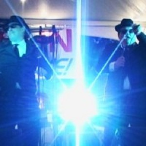 Jake and Elwood on the road again! - Blues Brothers Tribute in New York City, New York