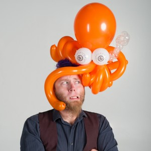 James Creel and His Balloonery - Balloon Twister / College Entertainment in Washington, District Of Columbia