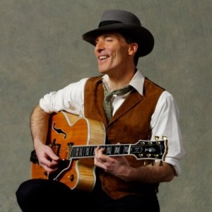 James Hammel & Friends - Singing Guitarist / Latin Jazz Band in Asheville, North Carolina