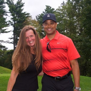 James McKnight - Tiger Woods Impersonator in New York City, New York