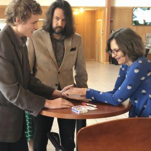 James Kenyon Magic - Magician / Corporate Magician in Austin, Texas