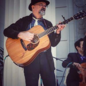 Jamie Wilson - Singing Guitarist in San Francisco, California