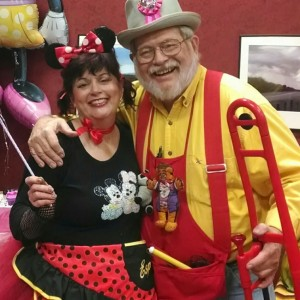 Janice Griffin Productions & Sonshine Clowns - Interactive Performer / Balloon Twister in Marina, California
