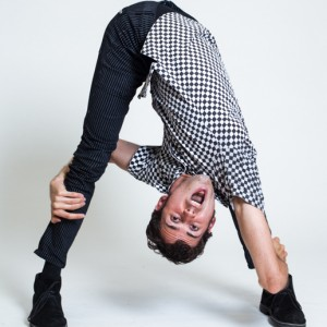 Jared Rydelek - Contortionist / Fire Eater in New York City, New York