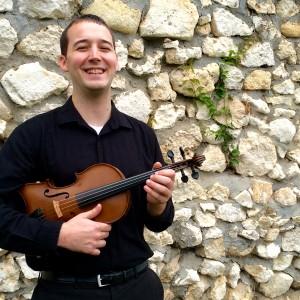 Jared Starr - Violinist in Sandy, Utah