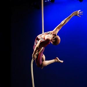 Jason Mejias - Aerialist / Circus Entertainment in New Orleans, Louisiana
