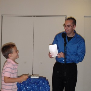 Jason Woyce - Children's Party Magician / Magician in Columbus, Ohio