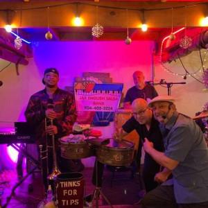 Jax English Salsa Band - Latin Band in Jacksonville, Florida