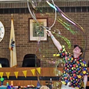 Jay Jay The Bubble Guy - Bubble Entertainment / Balloon Twister in Lebanon, New Jersey