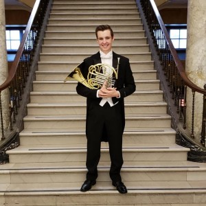 Connor Landers, Solo Horn and Composer/Arranger - Brass Musician in Rochester, New York