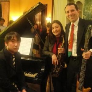 Jazz in the Air - Jazz Band in Boston, Massachusetts