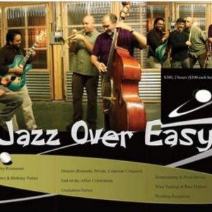 Jazz Over Easy  - Jazz Band in El Paso, Texas
