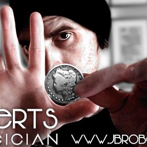 JB Roberts: Magician - Strolling/Close-up Magician / Magician in Richmond, Virginia
