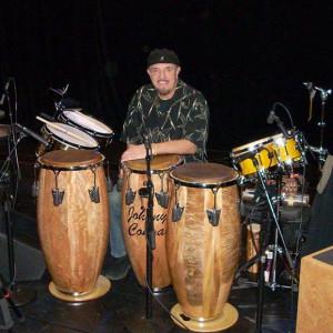 """JC"" Johnny Conga - Latin Band in Monroe, North Carolina"