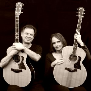 Jeff and Maya Bohnhoff - Acoustic Band in San Jose, California