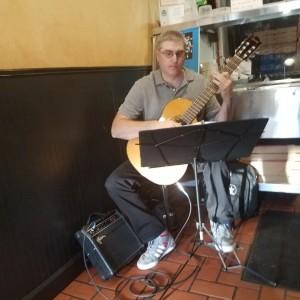 Jeff Hiotakis - Classical Guitarist in Seymour, Connecticut