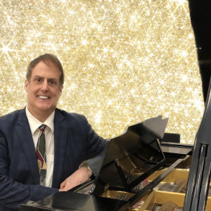 Jeff Perks in concert - Pianist in Charlotte, North Carolina