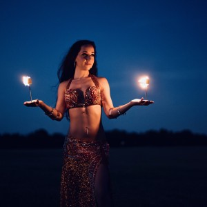 Jenny Lia - Belly Dancer / Fire Eater in Houston, Texas