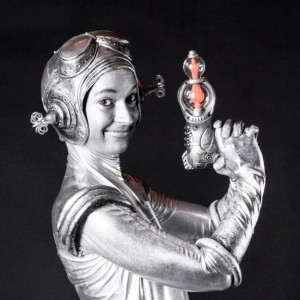 Jenny Jupiter - Human Statue / Street Performer in Toronto, Ontario
