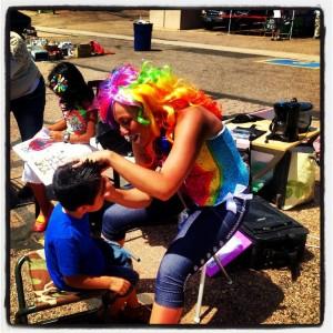 Jenny's Amazing Face Paint/ Clown/Fairy/Princess - Face Painter in Fayetteville, North Carolina