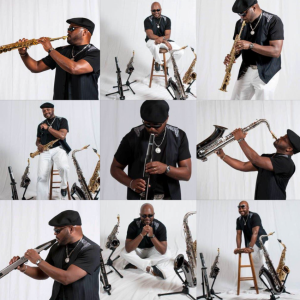 Jeremiah Miles - Saxophone Player in Bowie, Maryland
