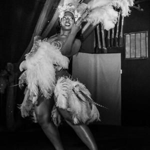 Jessabelle Thunder - Burlesque Entertainment in Los Angeles, California