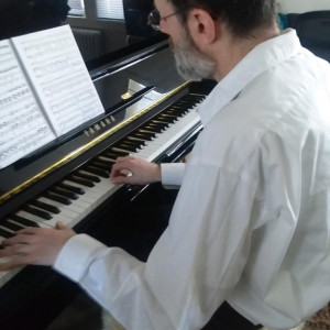 Jesse Feinberg - Classical Pianist in Brunswick, Maine