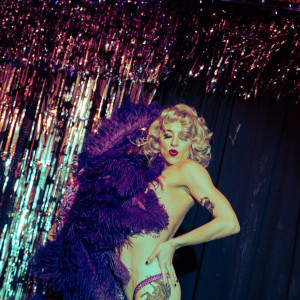 Jessica Dunaway - Burlesque Entertainment in Boston, Massachusetts