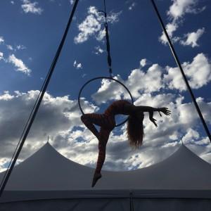 Jessica Faith - Aerialist / Acrobat in Boulder, Colorado