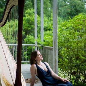 Jessica Meltz - Harpist / Celtic Music in Asheville, North Carolina