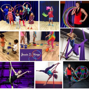 Jessie S Hoops - Circus Entertainment in Princeton, New Jersey