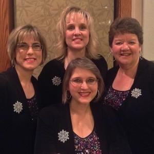 JewelTones Quartet - Barbershop Quartet in Hummelstown, Pennsylvania