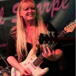 Jill Sharpe - Blues Band in Los Angeles, California