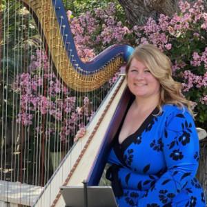 Jillian Lopez - Harpist / Celtic Music in Long Beach, California
