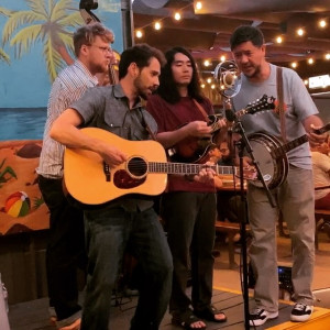 Jim and Jonathan - Bluegrass Band in Los Angeles, California