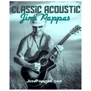 Jimi Pappas - Singing Guitarist in Orlando, Florida
