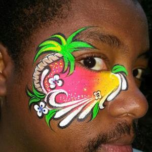 Jodel's Art - Face Painter in Fort Lauderdale, Florida