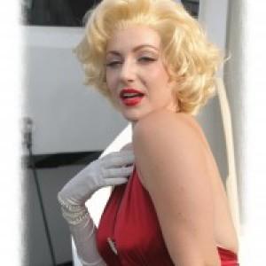 Jodi Fleisher as Marilyn Monroe - Marilyn Monroe Impersonator in Los Angeles, California