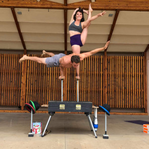 Joe and Lexee Circus Arts