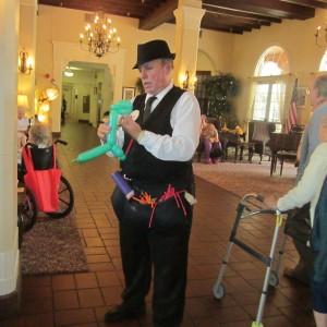 Joe The Balloon Dude - Balloon Twister in Englewood, Florida
