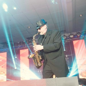Joey the Sax Man - Saxophone Player in Montreal, Quebec