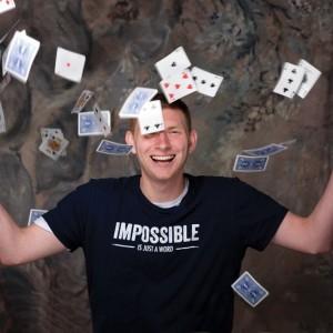 John Duke Logan - Corporate Magician in Boston, Massachusetts