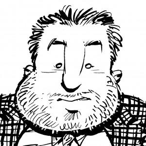 John Manders Illustration - Caricaturist in Syracuse, New York