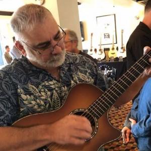 John Taylor - Singing Guitarist in Corvallis, Oregon