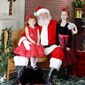 "John ""Your Real Santa"" Gebbie - Santa Claus in Port Jefferson Station, New York"