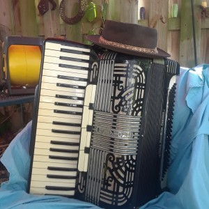 Johnny Accordion - Accordion Player / Street Performer in Cape Canaveral, Florida