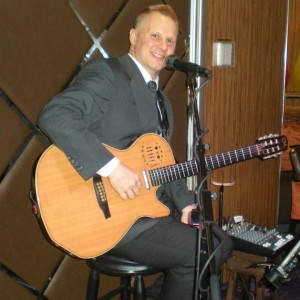 Johnny Champagne - Singing Guitarist / Variety Entertainer in Delray Beach, Florida
