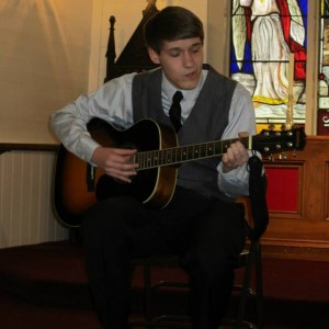 Johnny Mo - Singing Guitarist in Boise, Idaho
