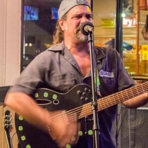 "Johny ""Dred"" Meceli - Singing Guitarist in Weston, Connecticut"